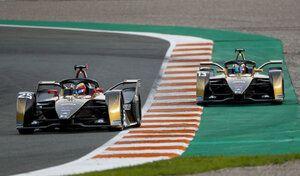 DS prolongeen Formule E
