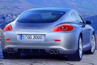 Porsche Panamera: le résumé