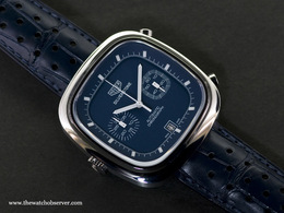 Les montres mythiques : TAG Heuer Chronographe Silverstone Calibre 11 Edition Limitée