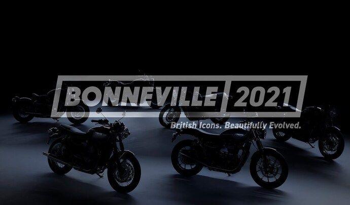 Les nouvelles Triumph Bonneville bientôt présentées