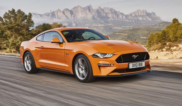 Ford Mustang restylée: encore un peu plus chère, à partir de 39900€