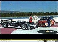 Caradisiac TV : Loeb et Sarrazin jouent les échangistes sur le HTTT Paul Ricard