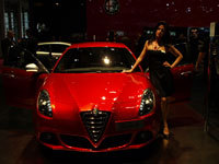 Genève 2010 : Alfa Romeo Giulietta, digne représentante [ajout video]