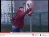 [vidéo] Patrick Régis n'aime pas les limitations de vitesse