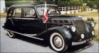 Vente aux enchères : la dernière voiture de Pétain acquise par son filleul