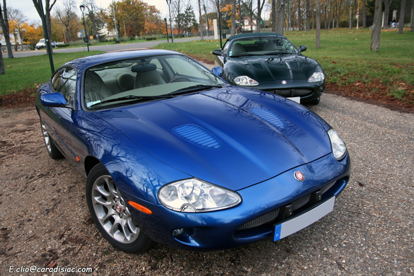 Photos du jour : Jaguar XKR