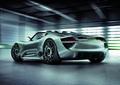 Porsche 918 Spyder en photos et vidéos officielles!