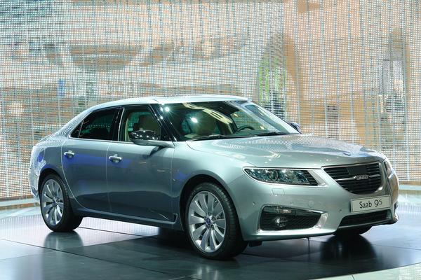 Genève 2010 Live : Saab 9-5, elle est vivante