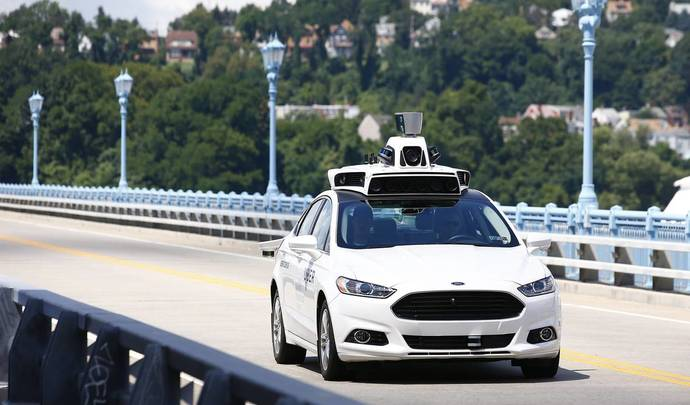 Les voitures sans conducteur autorisées en Floride
