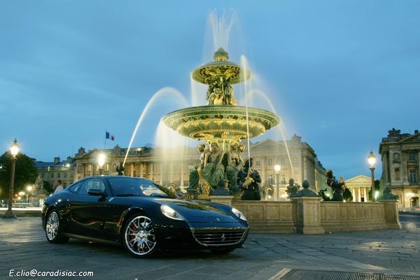Photos du jour : Ferrari 612 Sessenta