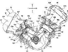 Nouveauté - Honda: on reparle de la rélève de la CBR avec un V4