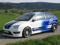 Ford Focus by Stoffler: carbon look au nom de saucisse