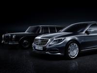 Salon de Genève 2015 : Mercedes-Maybach Pullman, hôtel particulier mobile