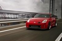 Nissan 350 Z compresseur : MAGNIFIQUE !!