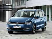 Salon de Genève 2015 - Volkswagen Sharan restylé, nouveaux moteurs