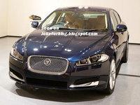 Surprise : la Jaguar XF restylée adopte un nouveau regard