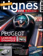 Presse : LIGNESauto n°2 dans les kiosques