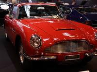 Une exposition Aston Martin à ne pas rater - Vidéo en direct de Rétromobile 2017