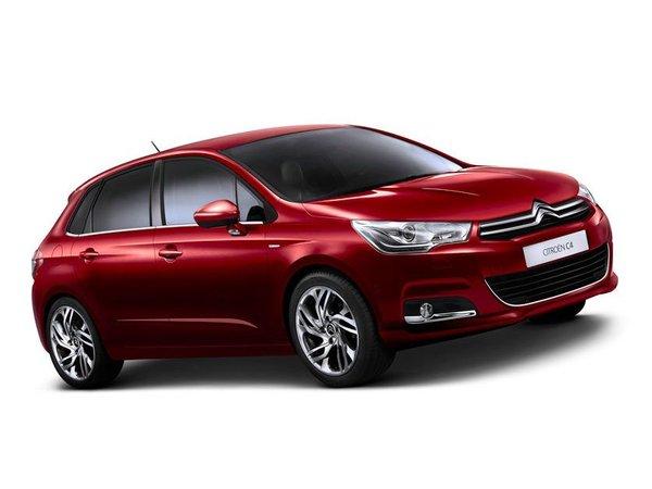 La future Citroën C4 devance l'appel