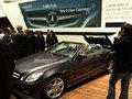 Genève 2010 : Mercedes Classe E cabriolet