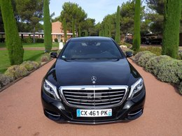 Mercedes a enregistré 30 000 commandes pour sa Classe S