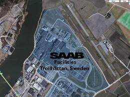 Saab stoppe totalement sa production jusqu'à nouvel ordre