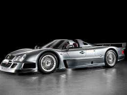 L'un des six exemplaires de Mercedes CLK GTR Roadster bientôt à vendre