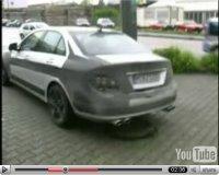 La vidéo du jour : future Mercedes Classe C63 by AMG