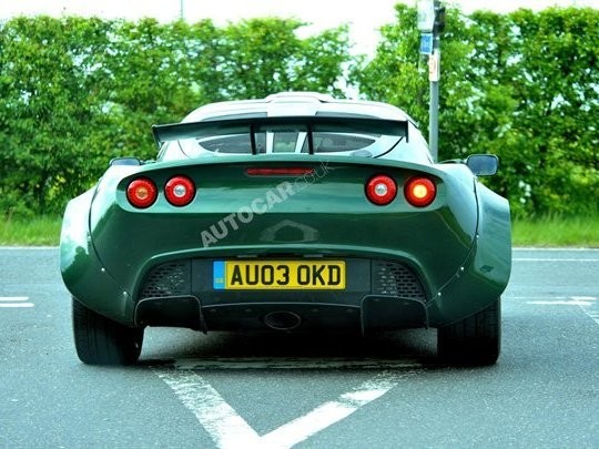 Lotus : une Exige V6 en test !