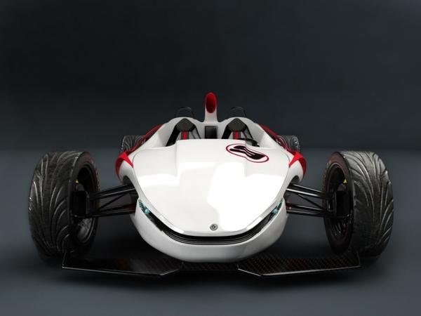 (Minuit chicanes) Quel roadster radical pour le XXIe siècle? La proposition d'Arturio Arino