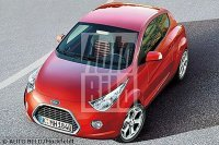 Future Ford Ka 2 : like this ? like that !