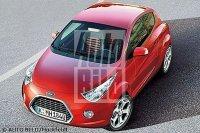 Future Ford Ka 2 : like this ? like that !
