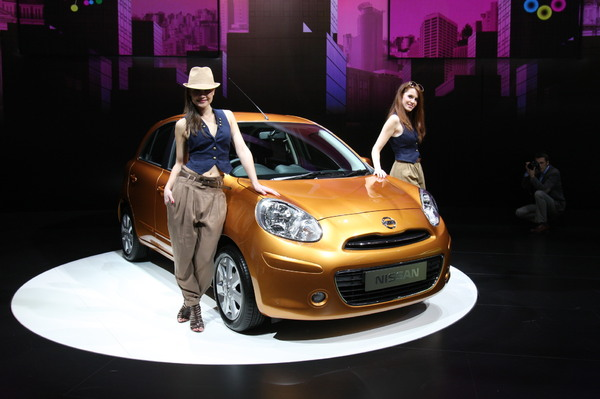 Genève 2010 : Nissan Micra en live, la voiture mondiale selon Nissan [ajout video]