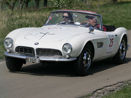 Tour Auto 2011 - Des autos exceptionnelles au départ