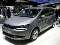 Genève 2010 : Volkswagen Sharan