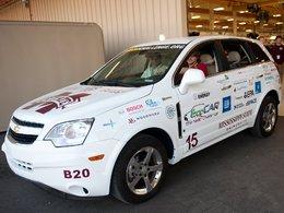 Le vainqueur de la compétition EcoCar Challenge 2010 est...