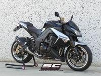SC Projet et sa ligne 4 en 1 pour la Kawasaki Z1000 2010 [+ vidéo]