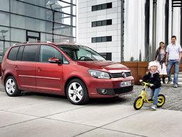 Nouveau Volkswagen Touran : deux versions BlueMotion plus sobres