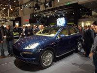 Genève 2010 : Porsche Cayenne, l'hybride arrive [ajout video]