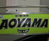 Moto GP - Honda: Aoyama remplacé et convalescent pour un moment