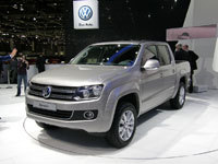 Volkswagen Amarok : pick-up à bas coûts