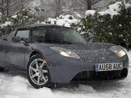 Des Tesla Roadster électriques livrés au Canada