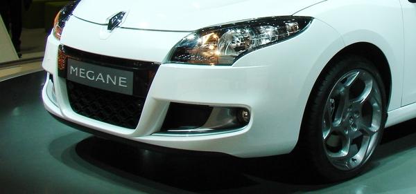 Genève 2010 : Renault : nouvelles finitions GT et GT Line sur la gamme Mégane. Touches de sport.