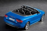 Audi A5/S5 cabriolet: officiels!