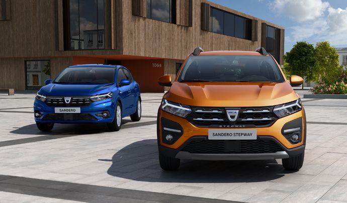 Nouvelle Dacia Sandero: des prix déjà en hausse