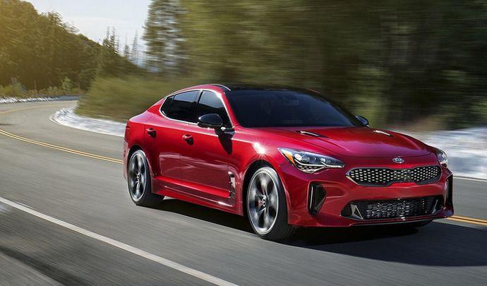 Kia Stinger : le V6 de plus de 300 ch confirmé pour l'Europe