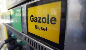 Le déclin du diesel commence à se sentir dans les ventes de carburants