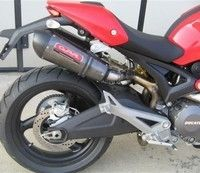 GPR fait chanter la Ducati 696.