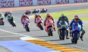 MotoGP: sept courses rabotées sur fond de droits télé