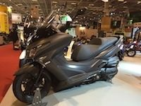 En direct du Salon de Paris : Kymco X-Town 125 {+ vidéo}